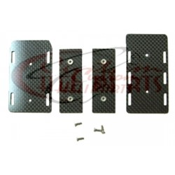 (CHP-G071) Gaui 550 Battery Tray