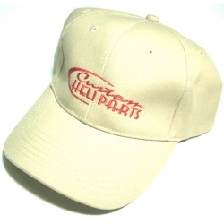 CHP Fitted Ball Cap (Tan)