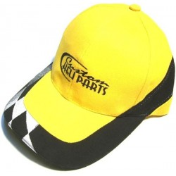 CHP Velcro Back Ball Cap (Racing Yellow)