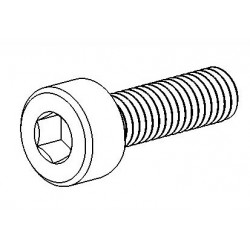 (HAM25SHCS) SHCS SOCKET HEAD CAP SCREW
